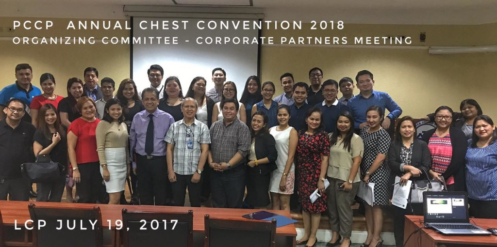 Corporate Partners Meet; photo credits: Dr. Eric Moral