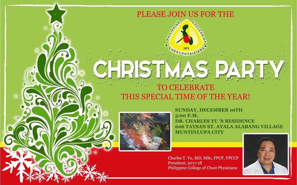 PCCP Annual Christmas Party