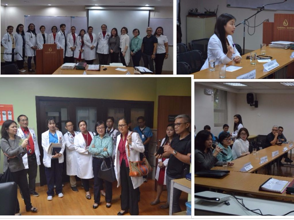Cardinal Santos Medical Center accreditation visit
